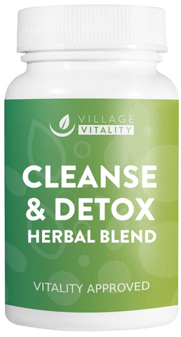 Cleanse & Detox Support