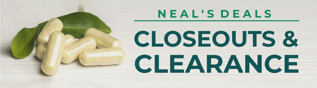 Dr. Neal's Deals - Closeouts & Clearance