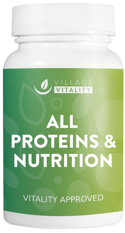 All Proteins & Nutrition