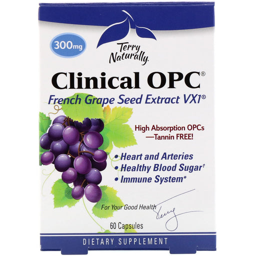Clinical OPC 300mg - 60 capsules