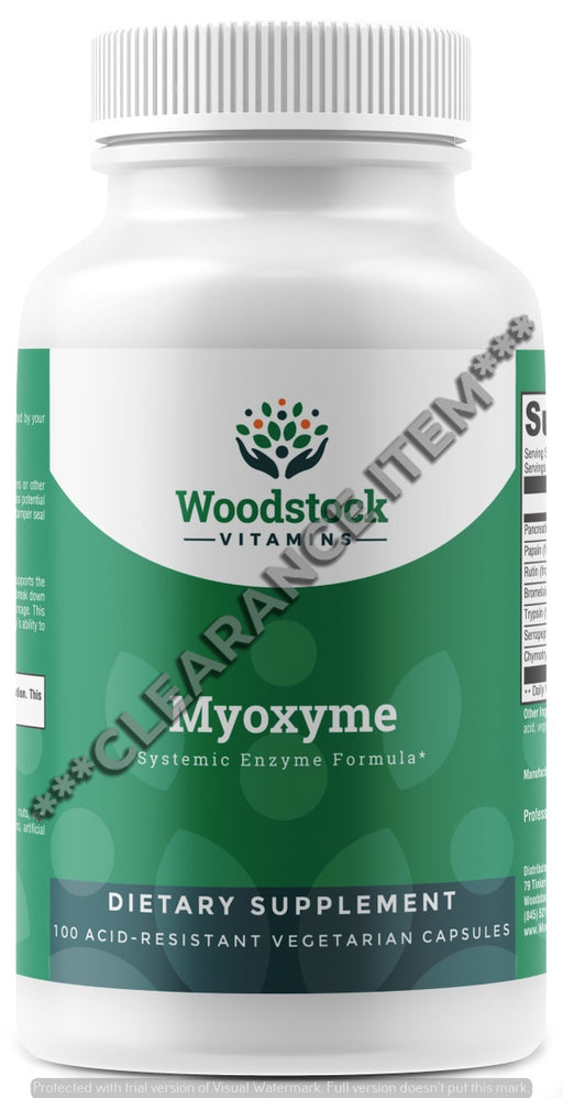 Myoxyme - 100 Capsules ***CLEARANCE ITEM***