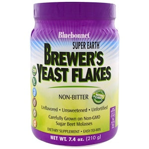 Brewer's Yeast Flakes - 7.4 oz