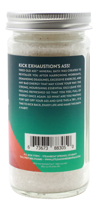 Tired Old Ass Mineral Bath - 4 oz Granules