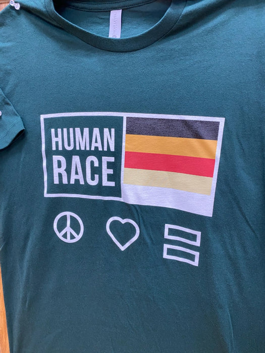 Support MBK - Human Race T-Shirt