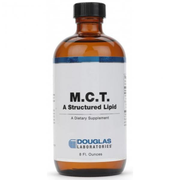 Douglas Laboratories MCT Liquid - 8 oz