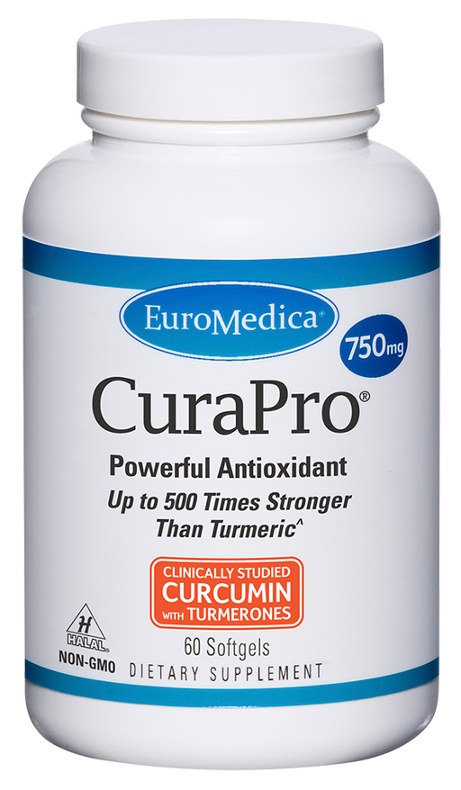CuraPro 750mg - 120 Softgels