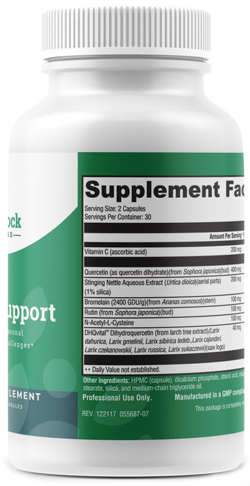 Allergy Support - 60 Capsules