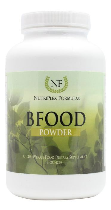 B Food Complex - 8 oz Powder - Front