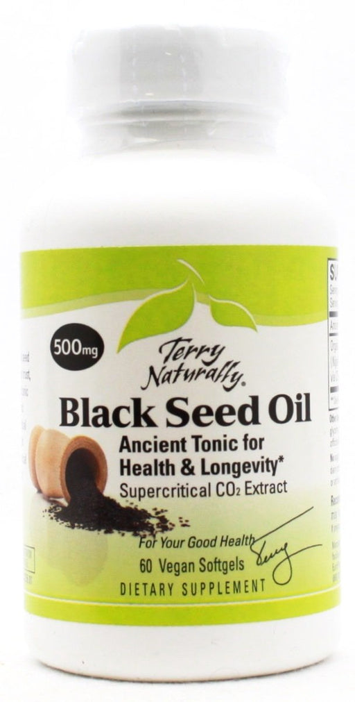 Black Seed Oil - 60 softgels