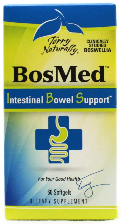 BosMed Intestinal Bowel Support - 60 softgels