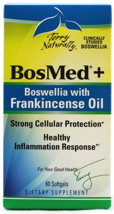BosMed Plus - Boswellia with Frankincense Oil - 60 softgels