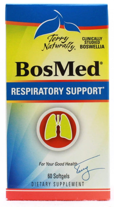 BosMed Respiratory Support - 60 softgels