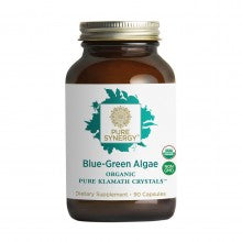 Blue-Green Algae Pure Klamath Crystals - 3.2 oz Powder