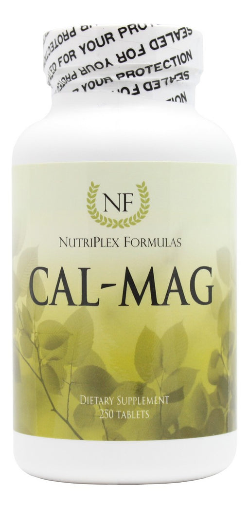 Cal Mag Balance - 250 Tablets - Front