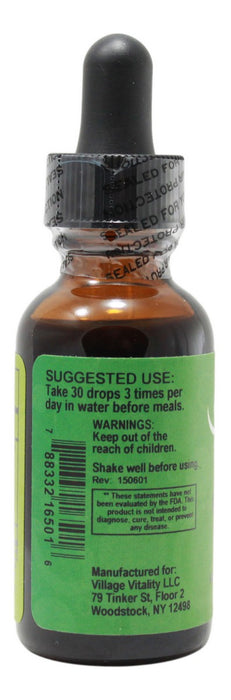 Candida Rescue - 1 oz Liquid - Information