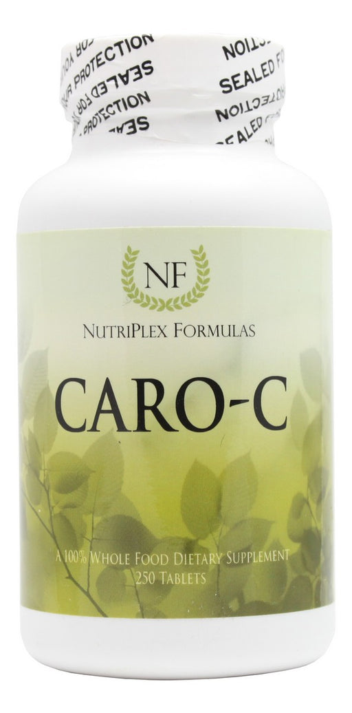 Caro-C - 250 Tablets - Front