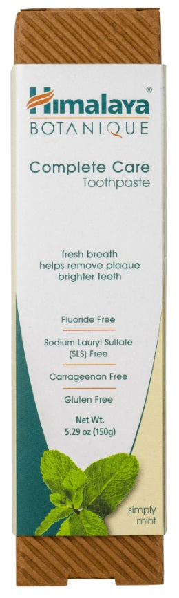 Complete Care Toothpaste Simply Mint - 5.29 oz
