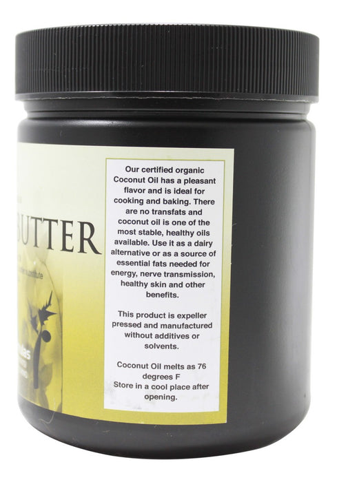 Coconut Butter - 16 oz - Info