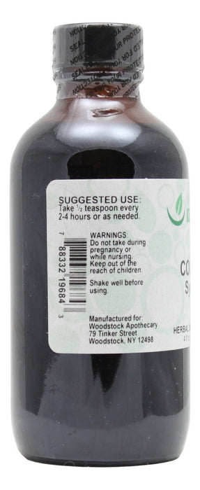 Cough Syrup - 4 oz Liquid - Information