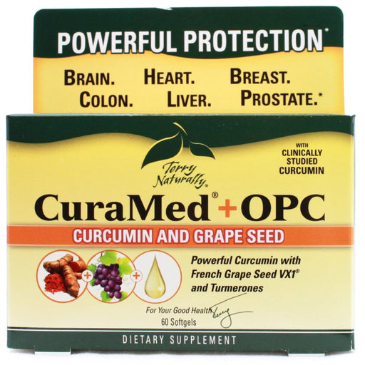 Curamed Plus OPC - 60 softgels