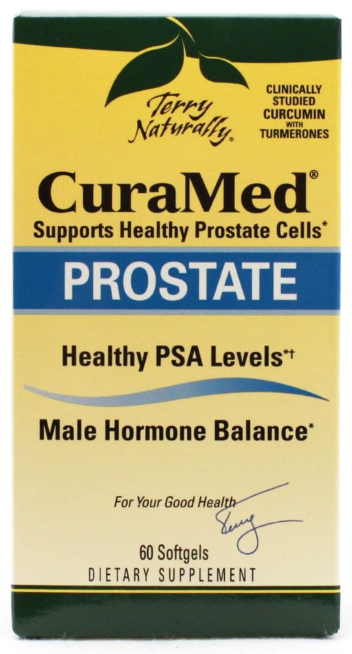 Curamed Prostate - 60 softgels