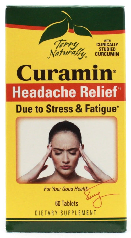 Curamin Headache Relief- 60 tablets