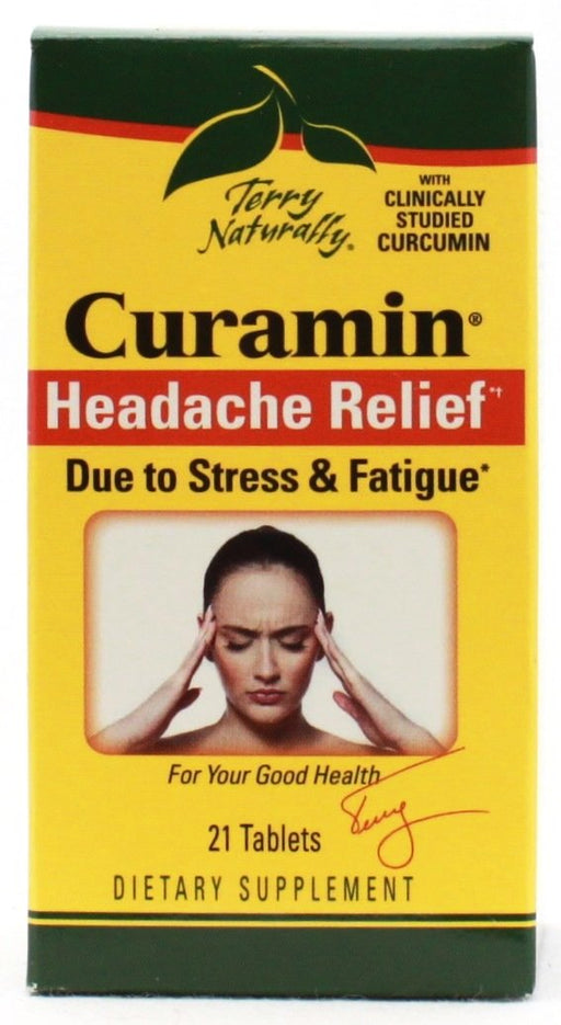 Curamin Headache Relief- 21 tablets
