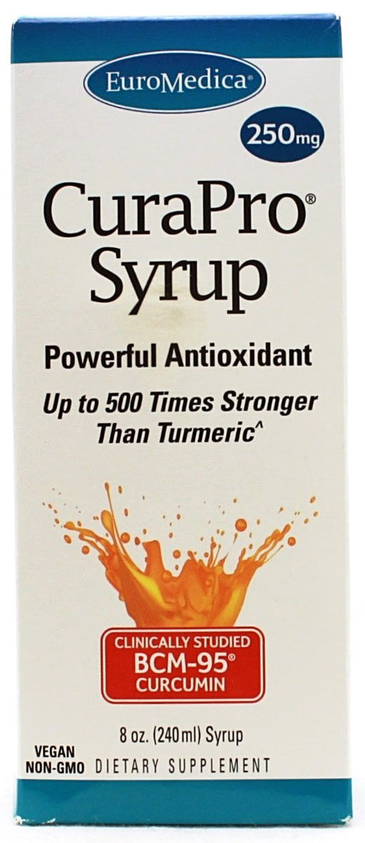 CuraPro Syrup 250 mg - 8 oz