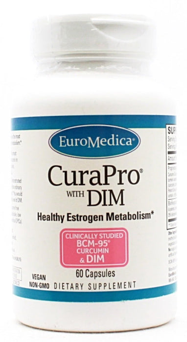 Curapro with DIM - 60 capsules