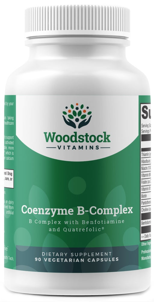 Coenzyme B-Complex - 90 Capsules