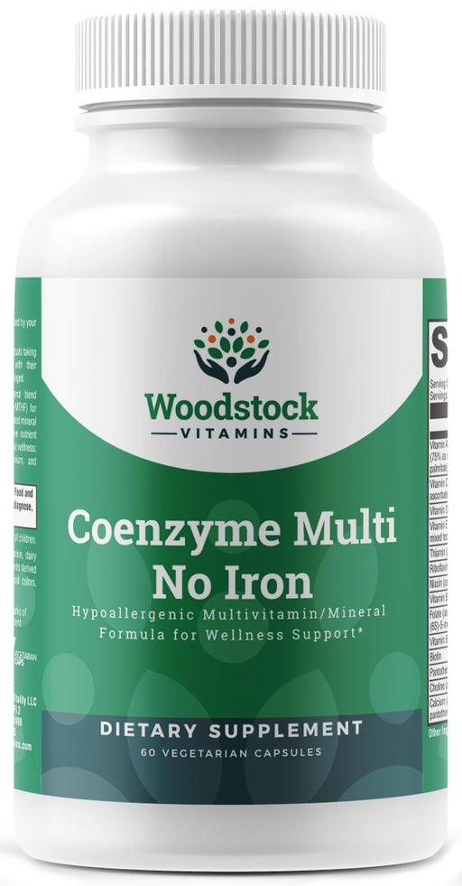 Coenzyme Multi No Iron - 60 Capsules