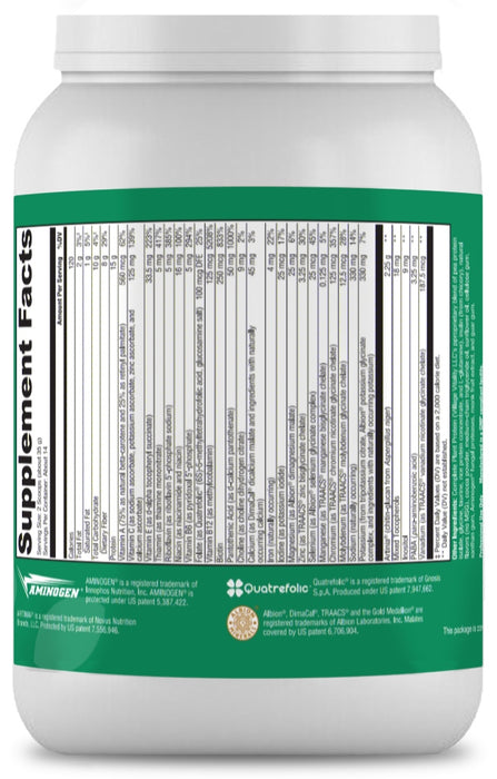 Complete Nutritional Shake - Dutch Chocolate - 16.79 oz Powder