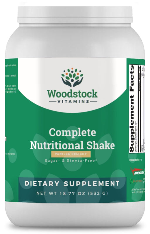 Complete Nutritional Shake - French Vanilla - 18.77 oz Powder