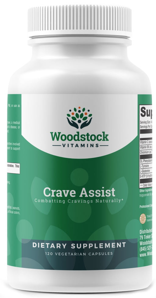 Crave Assist - 120 capsules