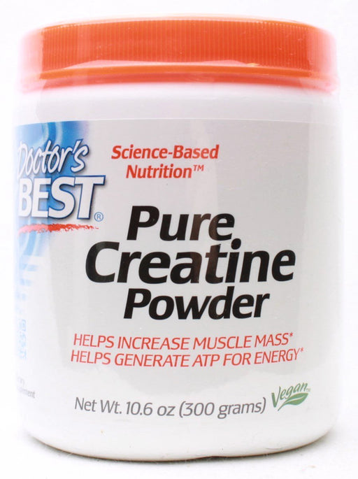 Creapure Creatine Powder - 10.6 oz