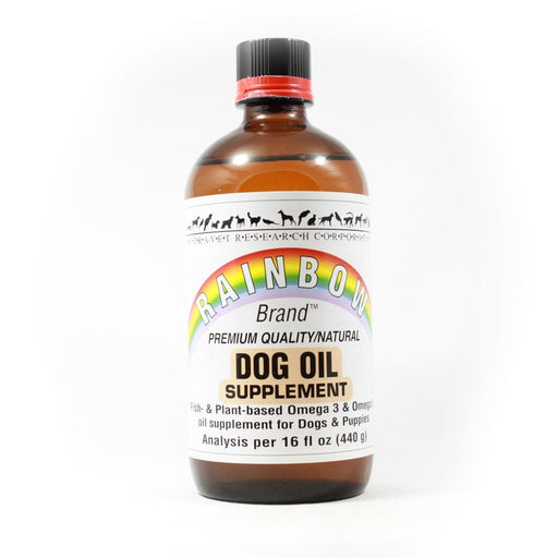 Rainbow Dog Oil - 16 oz