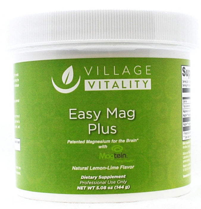 Easy Mag Plus Lemon Lime - 5.08oz powder