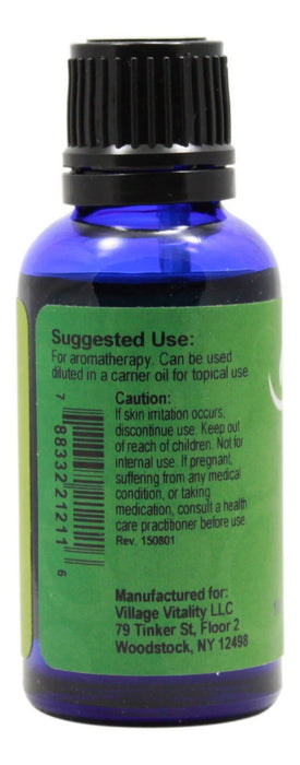 Energy Boost Essential Oil - 1 oz - Info