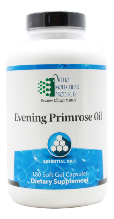 Evening Primrose Oil - 180 Softgels - Front