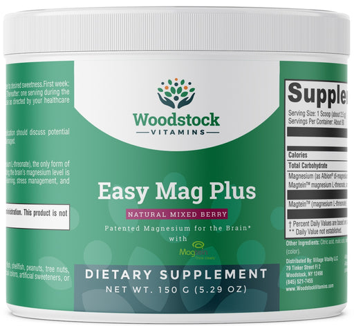 Easy Mag Plus Berry - 5.29 oz Powder