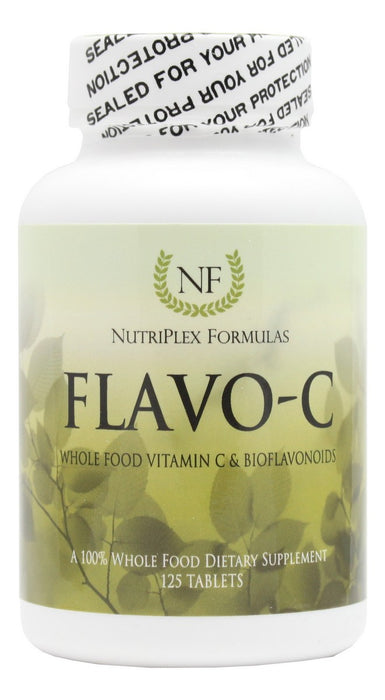 Flavo-C - 100 Tablets - Front