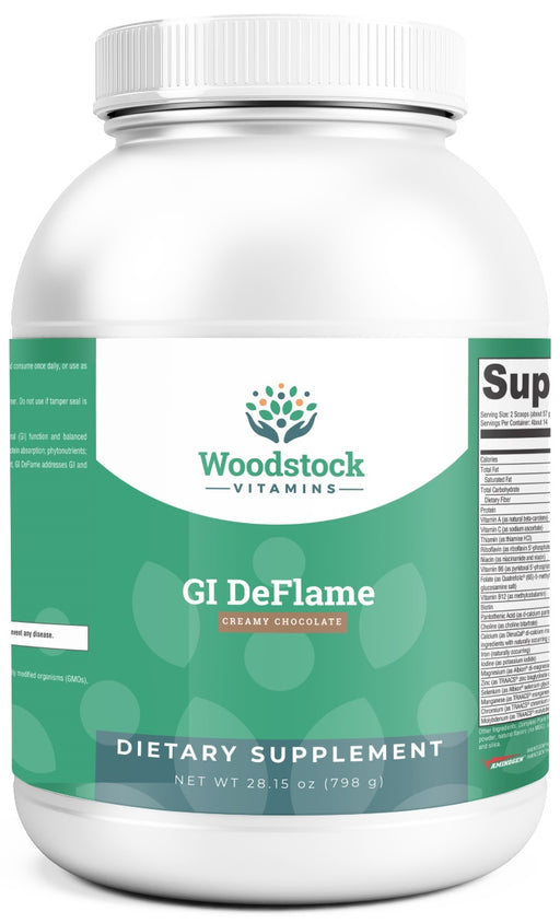GI Deflame Chocolate -  28.15 oz Powder