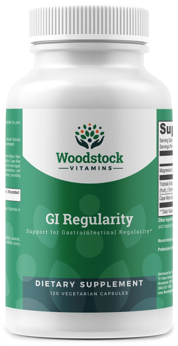 GI Regularity - 120 capsules