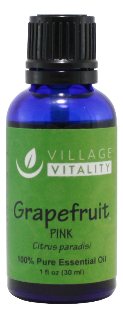 Grapefruit (Pink) Essential Oil - 1 oz - Front
