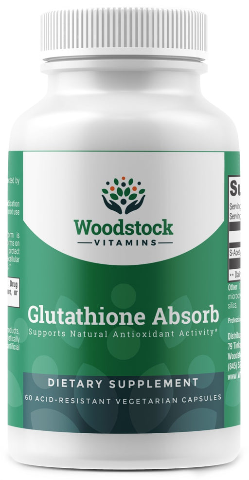 Glutathione Absorb - 60 Capsules