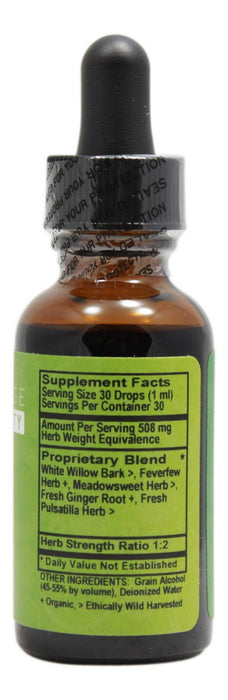 Head-Aid - 1 fl oz - Supplement Facts