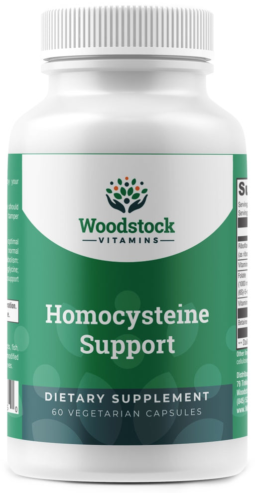 Homocysteine Support - 60 capsules