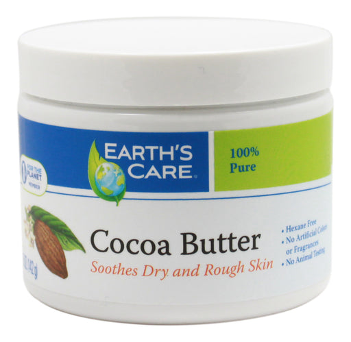 Cocoa Butter - 5 oz Front