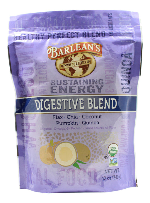 Digestive Blend - 12 oz Powder Front