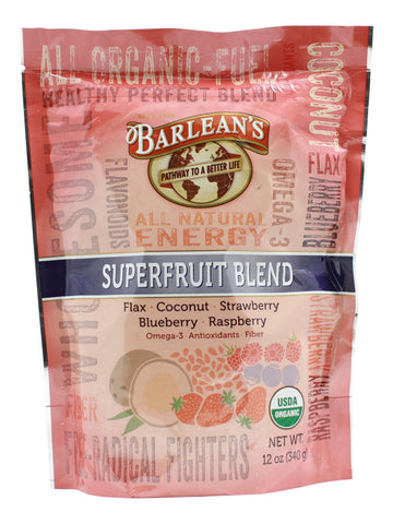 Superfruit Blend - 12 oz Powder Front